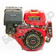 Двигатель бензиновый с электростартером Weima WM 190 FE (S shaft), 18 л.с.