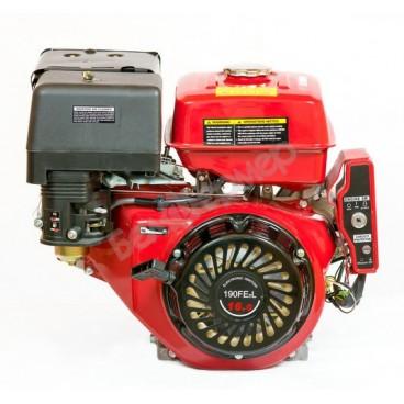 Двигатель бензиновый с электростартером Weima WM 190 FE (S shaft), 16 л.с.