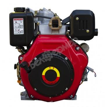 Двигатель дизельный с электростартером ТТ ZX 186 FE, 9 л.с.