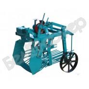 Картофелекопалка вибрационная FZ колесо металл