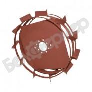 Грунтозацепы (комплект) универсальные  Ф 600/150 мм (6Х12)