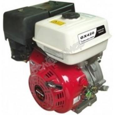 Двигатель бензиновый Shtenli GX420 (16 лс., 25 мм. шпонка)