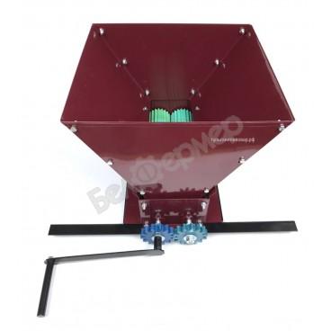 Дробилка механическая  для винограда ДВ-5,100-300кг/час