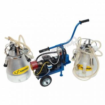 Аппарат доильный для коров Фермер АДЭ-03 Т (тандем) с двумя аппаратурами
