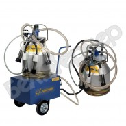 Аппарат доильный для коров Фермер АДЭ-02 Т (тандем) с двумя аппаратурами