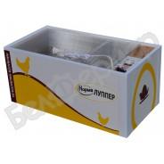 Инкубатор Блиц Норма ЛУППЕР С10 (Автомат, 72 яйца + Гигрометр + 12В).  Корпус - пластиковые сэндвич-панели