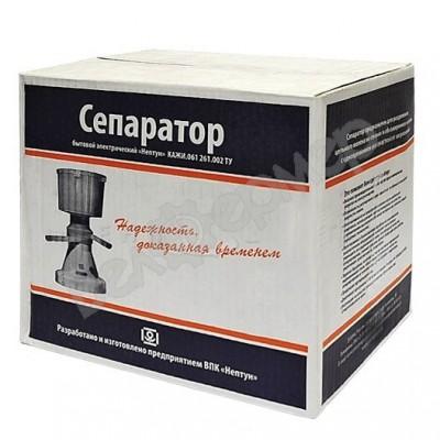 Сепаратор бытовой электрический Нептун, 50 л/час