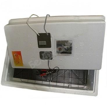 Инкубатор Несушка на 36 яиц (автомат, цифровое табло,220+12В) арт. 45