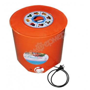 Сушилка для овощей и фруктов Электромаш (4 уровня), 400Вт