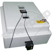 Инкубатор Несушка на 104 яйца (автомат, цифровое табло, вентиляторы, испаритель, 220+12В) + Гигрометр, арт. 69ВГ