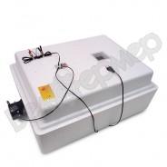 Инкубатор Несушка на 104 яйца (автомат, аналоговый с табло, 220+12В) арт. 77