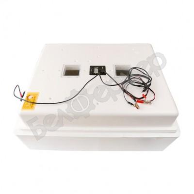 Инкубатор Несушка на 104 яйца (автомат, цифровое табло, вентилятор, 220+12В) + Гигрометр