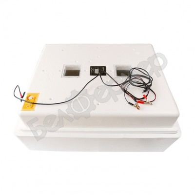 Инкубатор Несушка на 104 яйца (автомат, цифровое табло, 220+12В)+ Гигрометр, арт. 64Г