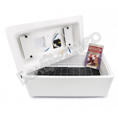 Инкубатор Несушка на 36 яиц (автомат, цифровое табло,220+12В)