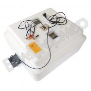 Инкубатор Несушка на 63 яйца (автомат, аналоговый, 220+12В)