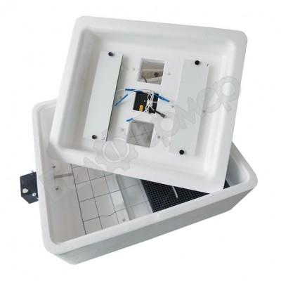 Инкубатор Несушка на 63 яйца (автомат, цифровое табло, 220+12В)