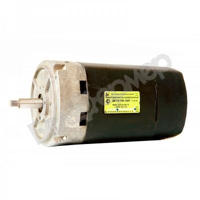 Двигатель коллекторный ДК-110-750