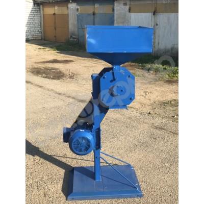 Измельчитель зерна (мельница) ЭЛИКОР-4, 380В