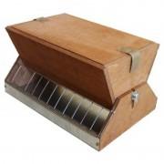 Кормушка бункерная деревянная 4 л