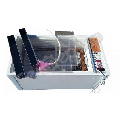 Инкубатор цифровой Блиц Норма ЛУППЕР 72. Корпус - пластиковые сэндвич-панели