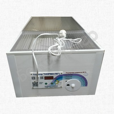 Инкубатор цифровой Блиц Норма СЕЗАМ
