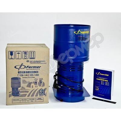 Измельчитель зерна (зернодробилка) Фермер ИЗ-14 (300 кг/ч)
