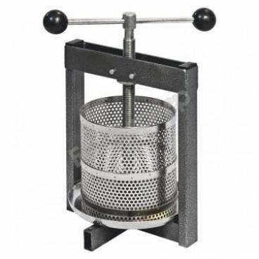 Соковыжималка ручная СВР-01 пресс для сока, 5 литров