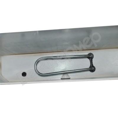 Бак с подогревом АКВАТЕКС 17 литров, металлический