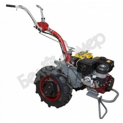 Мотоблок Мотор Сич МБ-9Е с двигателем Weima (9 л.с., электростартер, аккумулятор)