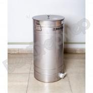 Отстойник для мёда, 150л, нержавейка