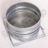 Сито из оцинкованной стали, d 200 мм