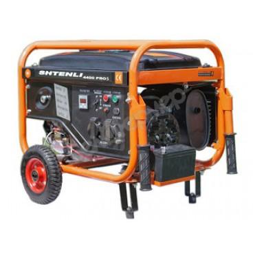 Бензогенератор Shtenli Pro S 4400 (4,3 кВт)