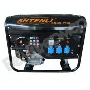 Бензогенератор Shtenli Pro 5900 (5,5 кВт)