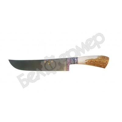 Нож Пчак-Шархон рог (30 см)