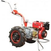 Мотоблок Мотор Сич МБ-6ДЕ (дизельный, 6 л.с., электростартер)