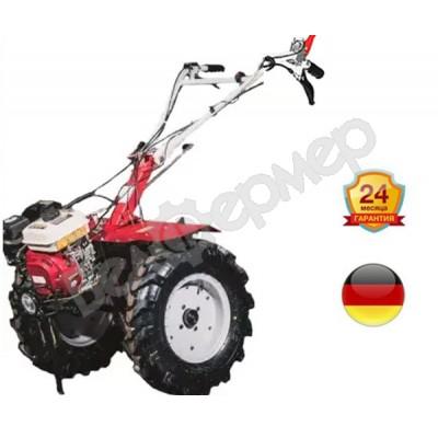 Мотоблок бензиновый Shtenli 1900 PRO с пониженной передачей (18 л.с.,колеса 7*12)