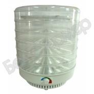 Сушилка для овощей и фруктов ЭСОФ-0,6/220 Ветерок-2 (6 сит, прозрачный)
