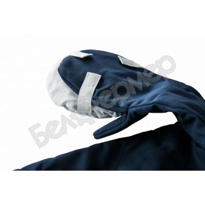Набор для приготовления лепёшек (рукавица, 2 подушки)