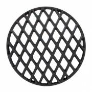Решётка-гриль чугунная для стейков d 335мм