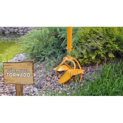 Бур садовый Tornadica (Торнадо)