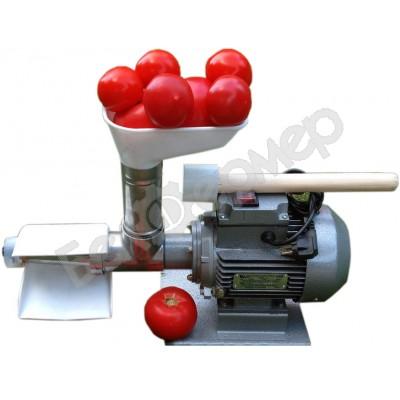 Универсальный пресс для сока ТШМ-2М, электрический с мясорубкой